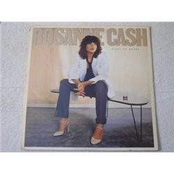 Rosanne Cash - Right Or Wrong LP Vinyl Record For Sale