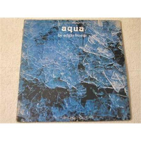 Edgar Froese - Aqua LP Vinyl Record For Sale