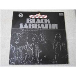 Black Sabbath - Attention! Black Sabbath Vol. 2 LP Vinyl Record For Sale