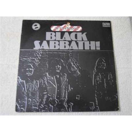 Black Sabbath - Attention! Black Sabbath Vol. 2 LP Vinyl Record For Sale