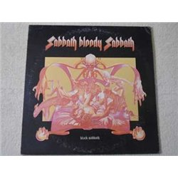 Black Sabbath - Sabbath Bloody Sabbath LP Vinyl Record For Sale
