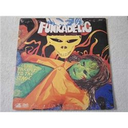 Funkadelic - Let's Take It To The Stage LP Vinyl Record For Sale