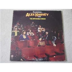 Alex Harvey - The Impossible Dream LP Vinyl Record For Sale