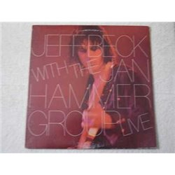 Jeff Beck - With The Jan Hammer Group Live LP Vinyl Record For Sale