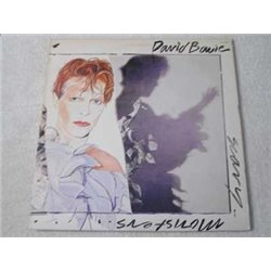 David Bowie - Scary Monsters LP Vinyl Record For Sale