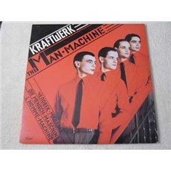 Kraftwerk - The Man-Machine LP Vinyl Record For Sale