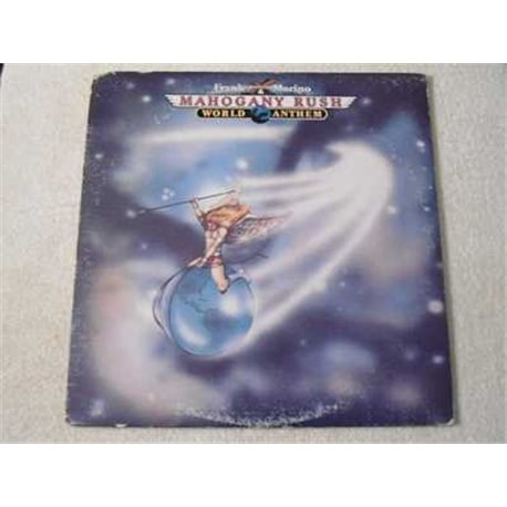 Mahogany Rush - World Anthem LP Vinyl Record For Sale