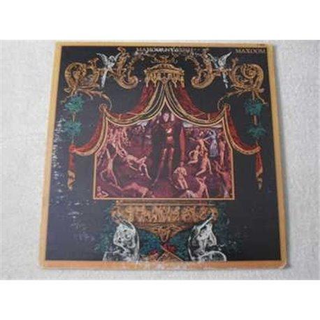 Mahogany Rush - Maxoom LP Vinyl Record For Sale