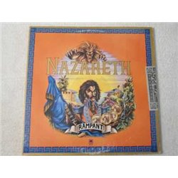 Nazareth - Rampant LP Vinyl Record For Sale