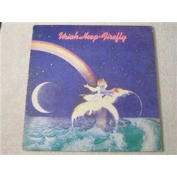 Uriah Heep - Firefly LP Vinyl Record For Sale