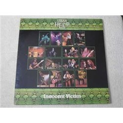 Uriah Heep - Innocent Victim LP Vinyl Record For Sale