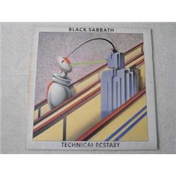 Black Sabbath - Technical Ecstasy LP Vinyl Record For Sale