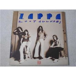Zappa - Zoot Allures LP Vinyl Record For Sale