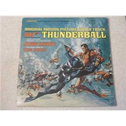 007 Thunderball - Original Motion Picture Sound Track LP Vinyl Record For Sale