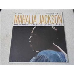 Mahalia Jackson - The World's Greatest Gospel Singer LP Vinyl Record For Sale