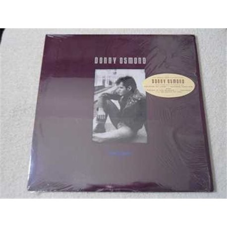 Donny Osmond - Self Titled LP Vinyl Record For Sale
