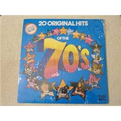 20 Original Hits Of The 70s LP Vinyl Record For Sale
