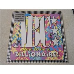 ABC - How To Be A Zillionaire PROMO LP Vinyl Record For Sale