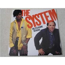 The System - The Pleasure Seekers PROMO LP Vinyl Record For Sale