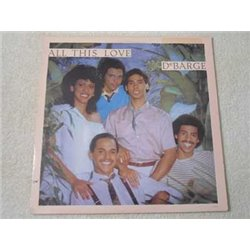 DeBarge - All This Love LP Vinyl Record For Sale
