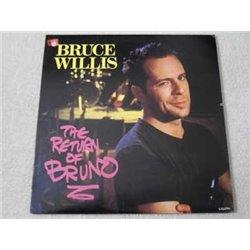 The Return Of Bruno - Bruce Willis LP Vinyl Record For Sale