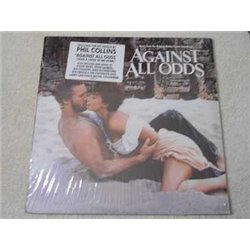 Against All Odds - Motion Picture Soundtrack LP Vinyl Record For Sale