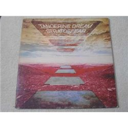 Tangerine Dream - Stratosfear LP Vinyl Record For Sale