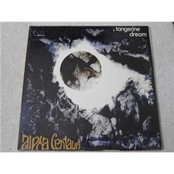 Tangerine Dream - Alpha LP Vinyl Record For Sale