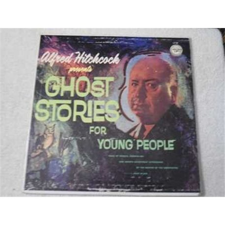 Alfred Hitchcock Presents - Ghost Stories For Young People LP Vinyl Record For Sale