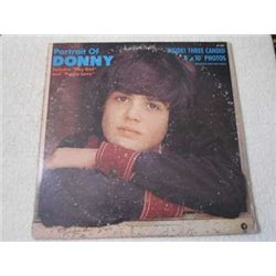 Donny Osmond - Portrait Of Donny LP Vinyl Record For Sale