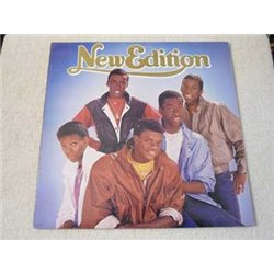 New Edition - Self Titled LP Vinyl Record For Sale
