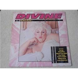 Divine - The Story So Far... LP Vinyl Record For Sale
