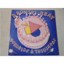 Bronski Beat - Hundreds & Thousands LP Vinyl Record For Sale