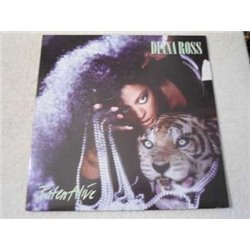Diana Ross - Eaten Alive LP Vinyl Record For Sale