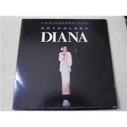 Diana Ross - Anthology LP Vinyl Record For Sale