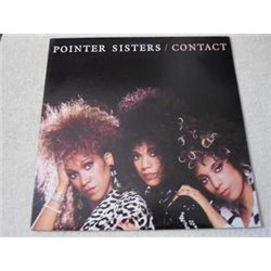Pointer Sisters - Contact LP Vinyl Record For Sale