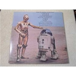 The Story Of Star Wars - From The Original Soundtrack LP Vinyl Record For Sale
