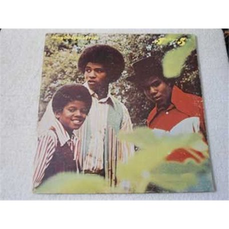 Jackson Five - Maybe Tomorrow LP Vinyl Record For Sale