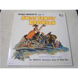 Walt Disney - Swiss Family Robinson LP Vinyl Record For Sale