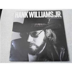 Hank Williams Jr - Whiskey Bent And Hell Bound LP Vinyl Record For Sale