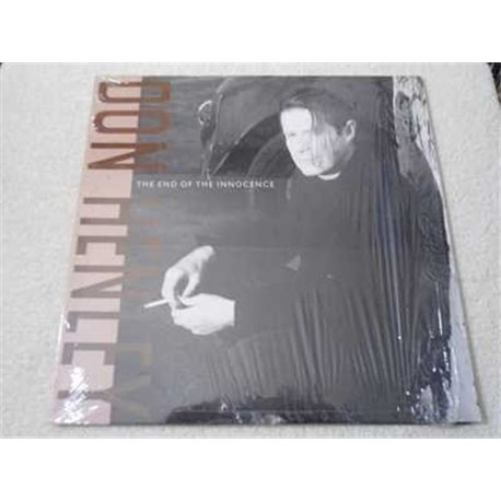 Don Henley - The End Of The Innocence LP Vinyl Record For Sale