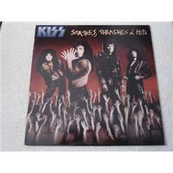 Kiss - Smashes, Thrashes & Hits LP Vinyl Record For Sale