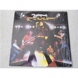 Whitesnake - Live In The Heart Of The City LP Vinyl Record For Sale