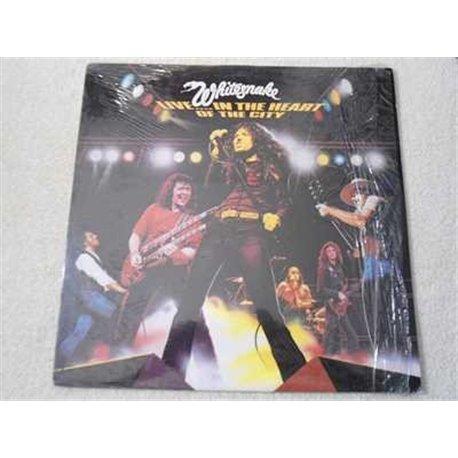 Whitesnake - Live In The Heart Of The City LP Vinyl Record For Sale