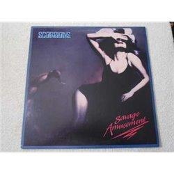 Scorpions - Savage Amusement LP Vinyl Record For Sale
