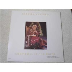 Barbara Mandrell - Christmas At Our House LP Vinyl Record For Sale