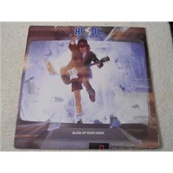 AC/DC - Blow Up Your Video LP Vinyl Record For Sale