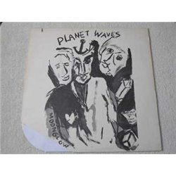 Bob Dylan - Planet Waves LP Vinyl Record For Sale