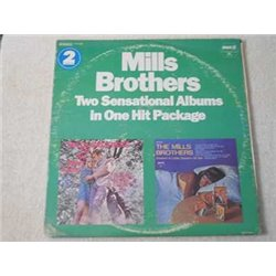 The Mills Brothers - Two Album Set LP Vinyl Record For Sale