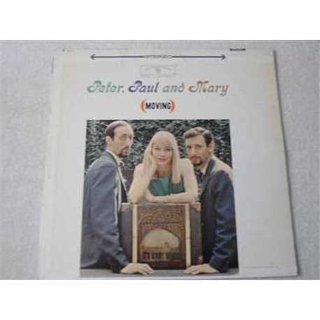 Peter Paul And Mary - Moving LP Vinyl Record For Sale